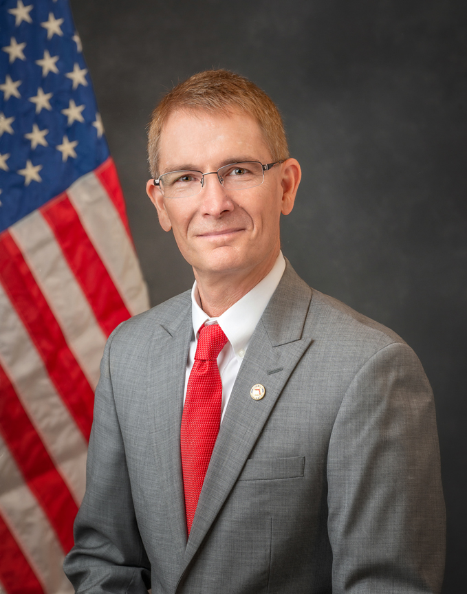 Headshot of Marion County Supervisor of Elections Wesley Wilcox